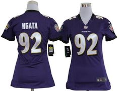 Nike Ravens Haloti Ngata Purple Team Color Womens NFL Game Jersey And nfl shop Baltimore Ravens Game, Super Bowl Xlvii, Jersey Outfit, Nfl Shop, Nfl Jerseys, Nike, Purple, Free Shipping, Outfits