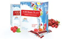 YOR Health Products | Berry Blast