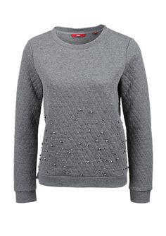 Sweatshirt mit Applikationen von s.Oliver. Entdecken Sie jetzt topaktuelle Mode für Damen, Herren und Kinder online und bestellen Sie versandkostenfrei.