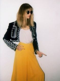 Suki Waterhouse - Today Im Wearing Fashion Photo Blog (Vogue.com UK)
