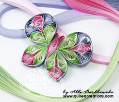 great blog for quilling techniques