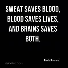 rommel quotes - Google Search