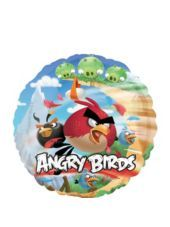 Foil Angry Birds Balloon - Party City