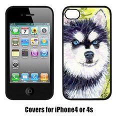 Klee Kai Cell Phone cover IPHONE4