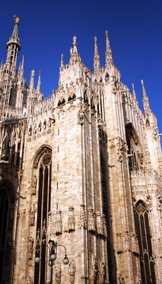 Unforgettable travel!-- WALK THE ROOFTOP of MILAN'S MAGNIFICENT CATHEDRAL!  Learn more at http://www.examiner.com/article/unforgettable-walk-the-rooftops-of-milan-s-magnificent-cathedral