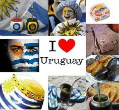 Uruguay...