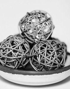Silver Decorative Balls 16 Elegant Decorative Ball Designs That Will Inspire You  Jute