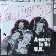 Ramblings eines erfahrerenen Ex-Punk, Soul Boy, Vinyl Sammler und Vater: Musik, Politik, Kunst, Social Media