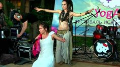 Atlantida YogArt'а  (16 06 2013, фест YogArt,  Елагин остров, Санкт Пете...