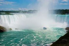 Niagara Falls. Been there twice & would love to return.
