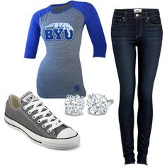 BYU Game Day    #MormonFavorites  BYU is Loved at www.MormonFavorites.com