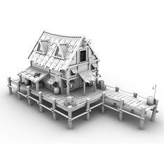 Pirates: Dock on Behance