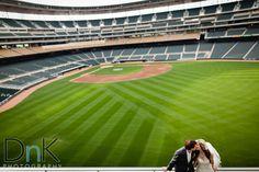 Target Field - Minneapolis Wedding Photographer | DnK Photography