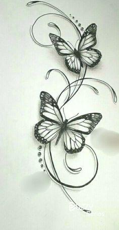 J& le flux de ça - J& le flux de ça - Bone Tattoos, Badass Tattoos, Body Art Tattoos, Tribal Tattoos, Sleeve Tattoos, Tatoos, Horse Tattoo Design, Feather Tattoo Design, Butterfly Wrist Tattoo