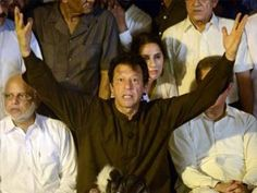 Pakistan Prepares for Showdown as Imran Khan Vows to March to Parliament |