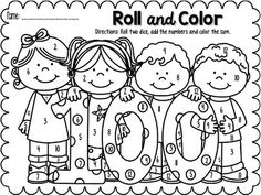 Celebrate the 100th day of school by having students practice counting, adding, and number recognition with this 100th day Roll and Color sheet. Use for morning work, math stations, extra practice, interventions, send home for extra practice, or use for early finishers!