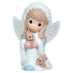 Precious Moments Seasonal Angel Figurine - Winter Precious Moments http://www.amazon.com/dp/B007012K3W/ref=cm_sw_r_pi_dp_i4Z8ub0RC3758