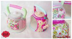 Decoupage, Baby Shoes, Kids, Decor Ideas, Decorated Jars, Tea Pots, Mugs, Kitchens, Cold Porcelain