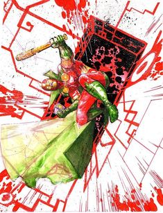 Mister Miracle by Riley Rossmo Free Dc Comics, Joker Dc Comics, Dc Comics Heroes, Dc Comics Characters, Dc Comics Art, Comic Book Artists, Comic Books Art, Comic Art, Mitch Gerads
