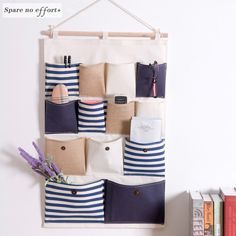 Cheap hanging storage pockets, Buy Quality wall hanging storage bag directly from China hanging storage bag Suppliers: Hanging Storage Pocket Wardrobe Organizer Bag Multi-layer Holder Wall Hanging Storage Bags Makeup Rack Linen Jewelry Bags Dolap Hanging Storage Pockets, Wall Hanging Storage, Wall Pocket Organizer, Hanging Organizer, Cheap Storage, Diy Storage, Diy Wardrobe, Wall Organization, Bathroom Wall Decor