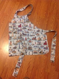 A personal favorite from my Etsy shop https://www.etsy.com/listing/182704849/lighthouse-apron