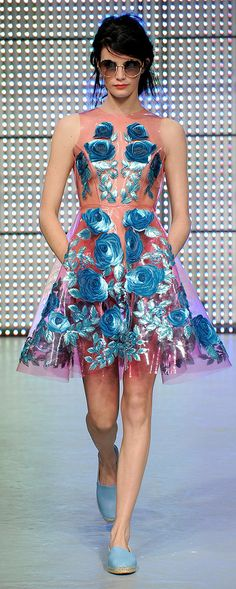 Holly Fulton, SS2013
