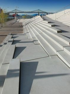 Ramp Stairs Architecture Spaces 67 Ideas For 2019 Landscape Stairs, Landscape And Urbanism, Urban Landscape, Landscape Design, Stairs Architecture, Architecture Details, Architecture Diagrams, Architecture Portfolio, Ramp Stairs