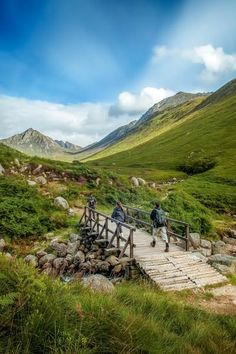Outdoor adventures, Isle of Arran.