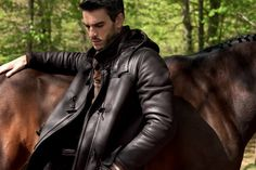 CoverMen Mag: Josh Kloss, top male model and actor - Photos