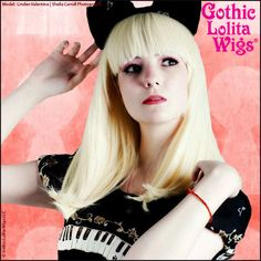 Gothic Lolita Wigs®  Daily Doll™ Collection - Blonde
