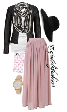 Apostolic Fashions #1072 by apostolicfashions on Polyvore featuring polyvore fashion style James Perse maurices Chicwish Kate Spade Avenue Eugenia Kim Uncommon women's clothing women's fashion women female woman misses juniors