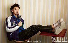 Huang Zi Tao, Military Units, Exo, My Idol, King, Fashion, Star, Moda, La Mode