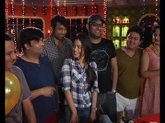 Kapil Sharma   FUNNY BIRTHDAY WISHES from COMEDY NIGHTS WITH KAPIL's team.