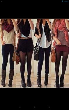 outfits for fall or winter