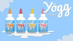 EJUICE GIVEAWAY PART 2 - EJUICE REVIEW - YOGG - MOZ