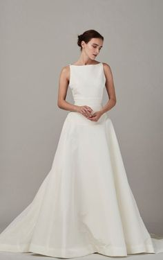 Featured Dress: Lela Rose; Wedding dress idea.
