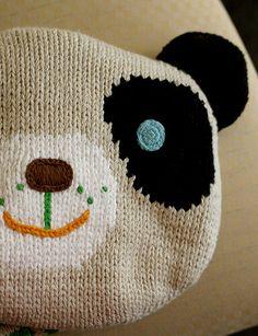 Cara de panda