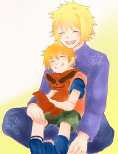 Naruto, Uzumaki Family, The Nines, Fictional Characters, Bebe, Fantasy Characters