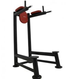 Soporte de fondos y abdominales es una maquina con la que en poco espacio puedes hacer 2 ejercicios... personaliza tus maquinas.