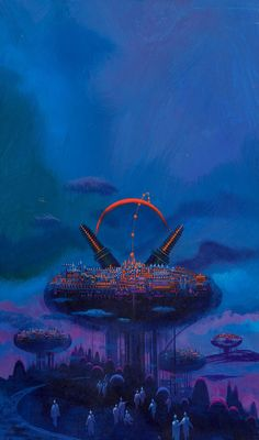 70s Sci-Fi Art: Paul Lehr