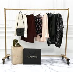 What wardrobe dreams are made of | #MARCIANO