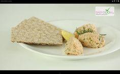 Pastă de peşte cu somon. Reţeta o puteţi găsi aici în format text dar şi video: http://www.babyboom.ro/pasta-de-peste-cu-somon/