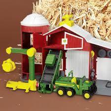 John Deere toy set