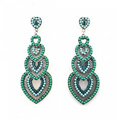 Statement Ohrringe DOLLY von TRENDOMLY JOLIEBijouterie Earrings Jewelry Trend 2014