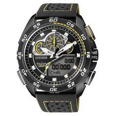 Citizen Promaster! Eine Uhr für echte Individualisten.  https://www.uhrcenter.de/uhren/citizen/ecodrive/citizen-promaster-land-eco-drive-uhr-jw0125-00e/