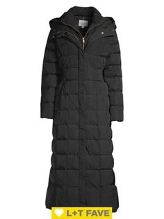 MICHAEL Michael Kors - Faux Fur-Trim Quilted Coat - lordandtaylor.com Fur Trim, Faux Fur, Winter Jackets, Michael Kors, Coat, Fashion, Winter Coats, Moda, Sewing Coat