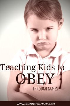 "Teaching Kids to Obey with a Happy Heart I was having problems with my kids listening to me. They would completely ignore me or just not obey. They'd get a consequence for not obeying right away, but it didn't seem to be working. I asked for some advice, and this was the tip, ""Train them to say 'Yes, Mommy' in a fun way."" The concept is that by saying, ""Yes, Mommy,"" it acknowledges that… <a href=""http://meaningfulmama.com/2012/01/day-4-tip-of-day-yes-mommy.html"">{Read More}</a>"