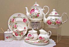 Antique Bone China   English Bone China Tea Set Tea Sets Imported from England