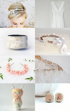 Amazing creations! by Sandrine on Etsy--Pinned with TreasuryPin.com
