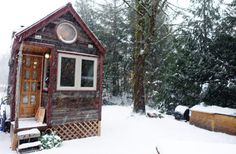 Winter in a Tiny House: 10 Items That Help Me Survive the Cold